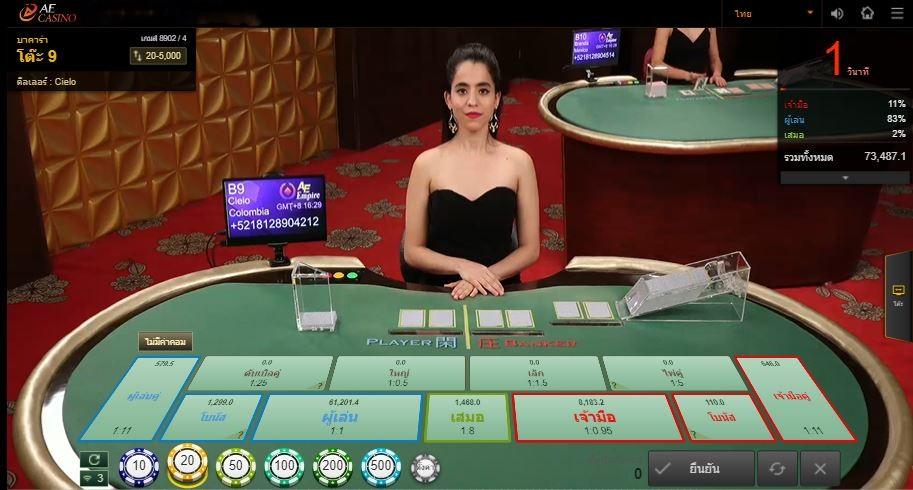 วิธีเล่นบาคาร่าให้รวย เล่นบาคาร่า Sexy Gaming เวลาไหนดี
